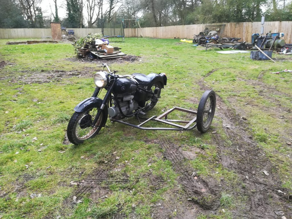 Leaner Sidecar Project Tom