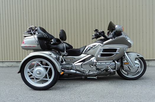 Outrigger Motortrike