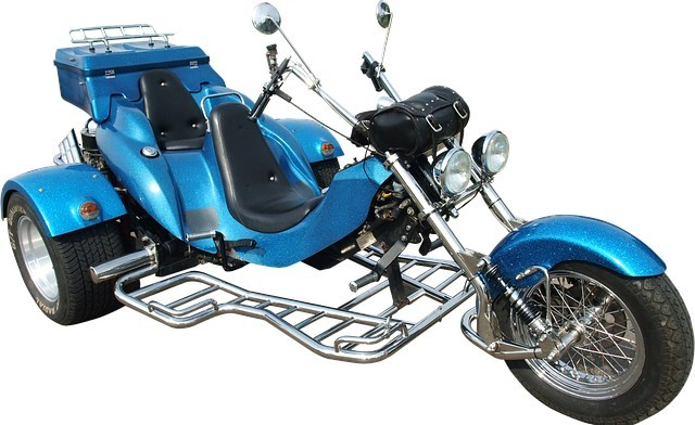Rigid Forward Motortrike