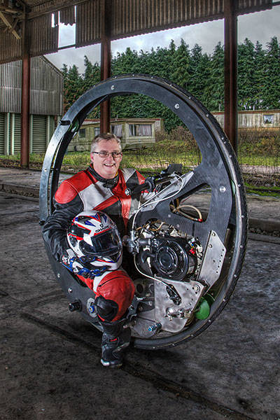 Worlds Fastest Monocycle