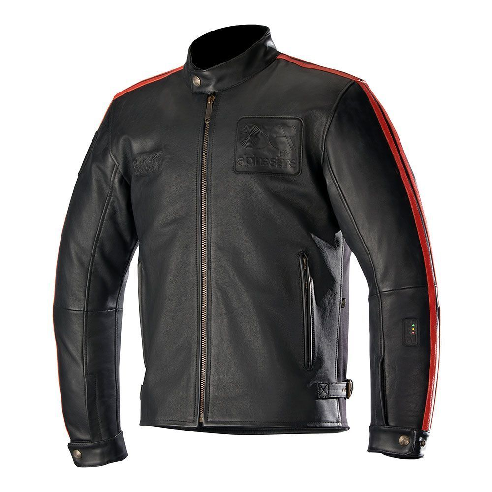 Alpinestars Leather Airbag Jacket