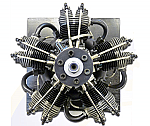 Moki Radial Engine 40cc
