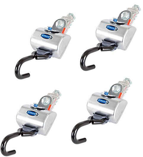 Sidecar Wheelchair Restraints