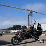Motorcycle Gyrocopter