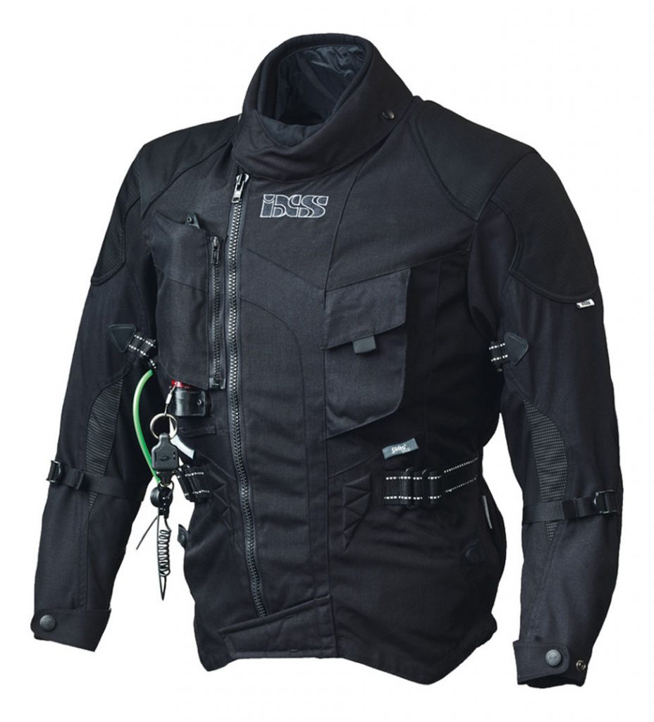iXS Motorcycle Airbag Jacket